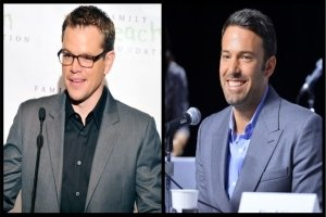 Ben Affleck, Matt Damon pour produire Race to the South Pole matt_damon_ben_affleck1